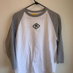 3/4 Sleeve Baseball T-shirt; Magallanes